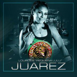 """Lourdes Juárez: """"I won't lose my title""""   Boxen247.com (Kristian von Sponneck)"""