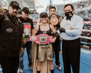 Seniesa Estrada is the new WBO Junior Flyweight World Champion   Boxen247.com (Kristian von Sponneck)