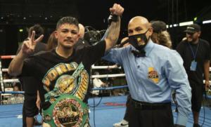 Joseph Diaz defeats Javier Fortuna in Los Angeles   Boxen247.com (Kristian von Sponneck)