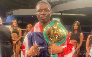 Victor Nagbe defeats Sam Soliman in Melbourne, Australia   Boxen247.com (Kristian von Sponneck)