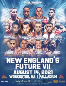 New England's Future VII to feature 3 title fights August 14 | Boxen247.com (Kristian von Sponneck)