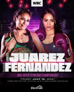 Lulu vs. Bonita this Friday in Chihuahua, Mexico | Boxen247.com (Kristian von Sponneck)