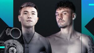 Xu Can defends title against Leigh Wood in Brentwood, England July 31 | Boxen247.com (Kristian von Sponneck)