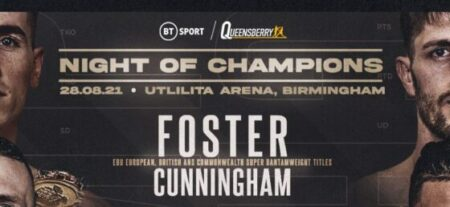 Queensberry unveil Birmingham 'Night of Champions' August 28   Boxen247.com (Kristian von Sponneck)