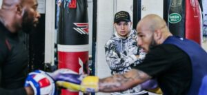 Lyndon Arthur inspired to win world title by boxing 'twin' Sunny Edwards | Boxen247.com (Kristian von Sponneck)