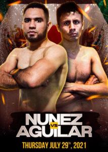 Eduardo Nunez vs. Jonathan Aguilar headlines RJJ Boxing show in Mexico | Boxen247.com (Kristian von Sponneck)