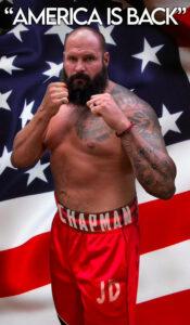 JD Chapman faces Terrell Jamal Woods Arkansas, USA this Saturday   Boxen247.com (Kristian von Sponneck)