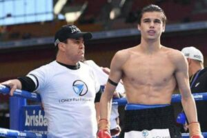 19-0 Australian Brock Jarvissigns with Matchroom Boxing | Boxen247.com (Kristian von Sponneck)