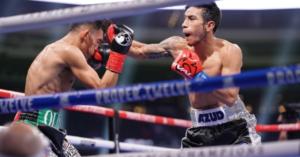 Eduardo Ramirez vacated his WBA Interim Featherweight belt   Boxen247.com (Kristian von Sponneck)