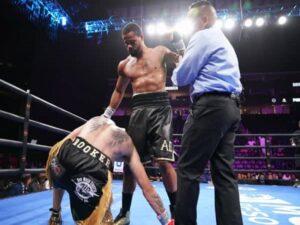Andre Dirrell defeats Christopher Brooker in New Jersey, USA | Boxen247.com (Kristian von Sponneck)