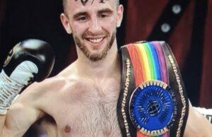 Nathaniel Collins defeats Felix Williams & full results from Scotland | Boxen247.com (Kristian von Sponneck)