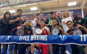 WBC sponsor the Christy Martin Title Tournament in North Carolina   Boxen247.com (Kristian von Sponneck)