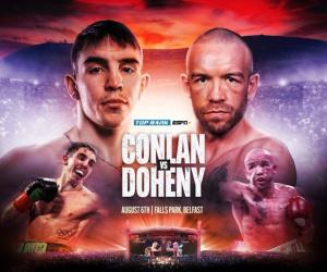 Michael Conlan faces T.J. Dohenny this Friday in Belfast, Northern Ireland   Boxen247.com (Kristian von Sponneck)