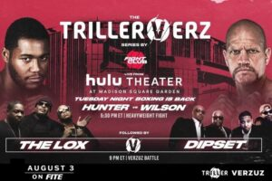 Michael Hunter vs. Mike Wilson full fight card weights from New York   Boxen247.com (Kristian von Sponneck)