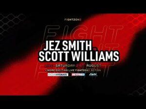 Jez Smith defeats Scott Williams & card results from York Hall, London   Boxen247.com (Kristian von Sponneck)