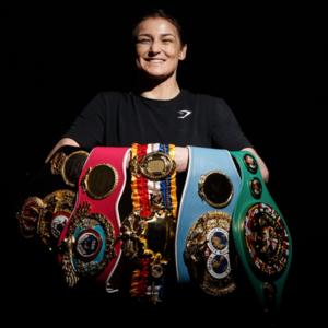 Katie Taylor: I'm expecting the toughest fight from Jennifer | Boxen247.com (Kristian von Sponneck)