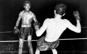 On this day: Sugar Ray Robinson defeats José Basora   Boxen247.com (Kristian von Sponneck)