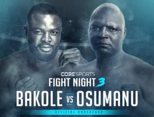 16-1 heavyweight Martin Bakole faces Haruna Osumanu on September 18   Boxen247.com (Kristian von Sponneck)