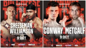 Big fights added to Liam Smith vs. Anthony Fowler card on October 9 | Boxen247.com (Kristian von Sponneck)