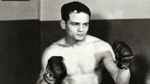 Spotlight on: French boxer Alphonse Halimi   Boxen247.com (Kristian von Sponneck)