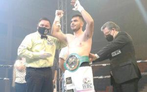Joe Eli Hernandez defeats José Luis Espinosa in Tamaulipas, Mexico | Boxen247.com (Kristian von Sponneck)