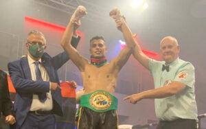 Malik Zinad defeats Almir Skrijelj for WBC Mediterranean title in Brussels   Boxen247.com (Kristian von Sponneck)