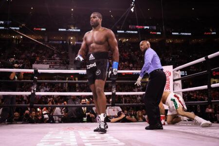 Daniel Dubois defeats Juiseppe Angelo Cusumano in Cleveland, USA   Boxen247.com (Kristian von Sponneck)