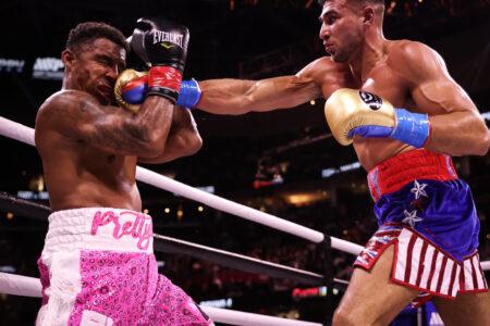 Tommy Fury defeats Anthony Taylor in Cleveland, Ohio, USA   Boxen247.com (Kristian von Sponneck)