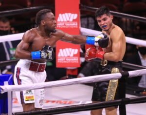 Charles Conwell defeats Juan Carlos Rubio in Cleveland, Ohio, USA | Boxen247.com (Kristian von Sponneck)