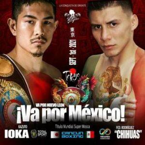 Kazuto Ioka defeats Francisco Rodriguez in Tokyo, Japan | Boxen247.com (Kristian von Sponneck)