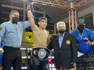 Leonardo Carrillo defeats Nixon Ankuash for WBA Fedelatin in Florida | Boxen247.com (Kristian von Sponneck)