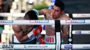 Kash Farooq defeats Luis Gerardo Castillo (Fight Camp 3) in England | Boxen247.com (Kristian von Sponneck)