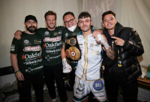 WBA champ Leigh Wood signs promotional deal with Matchroom Boxing | Boxen247.com (Kristian von Sponneck)