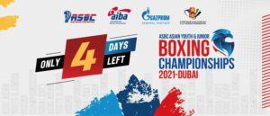 ASBC Asian Youth & Junior Boxing Championships start in Dubai in 4 days | Boxen247.com (Kristian von Sponneck)