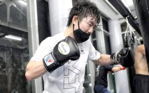 Kenshiro Teraji focused on defence against Masamichi Yabuki on Sept 10   Boxen247.com (Kristian von Sponneck)