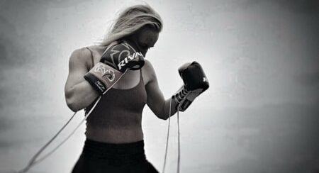 Meet the 'Ice Queen': Sweden's Lucy Wildheart   Boxen247.com (Kristian von Sponneck)
