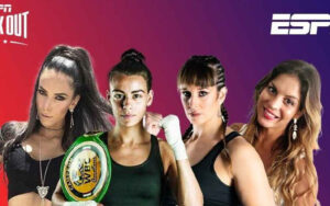 Four women will make history with ESPN KO commentary in Latin America   Boxen247.com (Kristian von Sponneck)