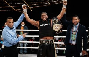 Michael Hunter defeats Mike Wilson to win WBA Continental Americas title   Boxen247.com (Kristian von Sponneck)
