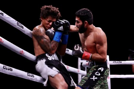 Miguel Madueño wants everyone at lightweight after KO of Fredrickson   Boxen247.com (Kristian von Sponneck)