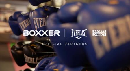 BOXXER unveils new partnership with Everlast and Sports Direct | Boxen247.com (Kristian von Sponneck)