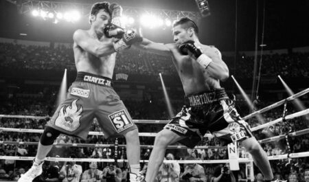 "On this day: ""Maravilla"" Sergio Martinez defeated Julio Cesar Chavez Jr.   Boxen247.com (Kristian von Sponneck)"
