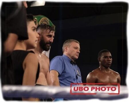 September 3 UBO world title picture gallery from Istanbul, Turkey | Boxen247.com (Kristian von Sponneck)