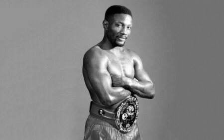 On this day: Pernell Whitaker, became WBC welterweight champion   Boxen247.com (Kristian von Sponneck)