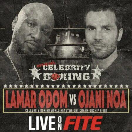 Ojani Noa replaces Riddick Bowe for Lamar Odom bout on October 2 | Boxen247.com (Kristian von Sponneck)
