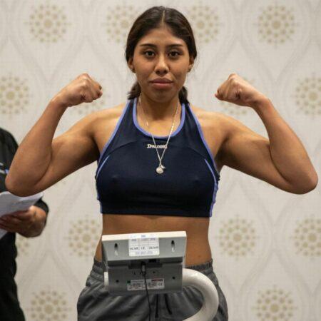 Jeanette Zacarias Zapata dies days after knockout defeat - R.I.P | Boxen247.com (Kristian von Sponneck)
