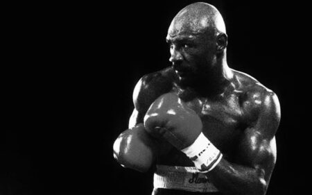 """On this day: """"Marvelous"""" Marvin Hagler conquered the middleweight title 