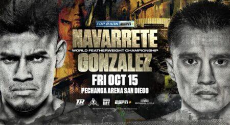 Emanuel Navarrete faces Joet Gonzalez on October 15 | Boxen247.com (Kristian von Sponneck)
