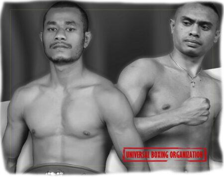Patrick Liukhoto & George Lumoly contest UBO title in Indonesia Sept 25 | Boxen247.com (Kristian von Sponneck)
