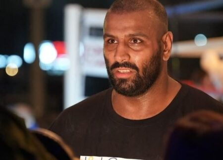 Kash Ali faces 7-1 Roman Gorst this Saturday in Sheffield, England | Boxen247.com (Kristian von Sponneck)