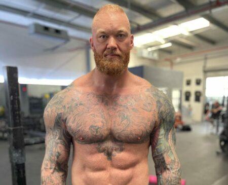 Thor Bjornsson: Devon Larratt could be knocked out in the first round   Boxen247.com (Kristian von Sponneck)